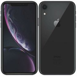 mry42cn/a - Apple iPhone XR 64GB Black - 190198770363