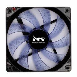 COL CAS MSI FREEZE L122 plavi fan 12 cm