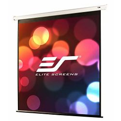 EliteScreens projekcijsko platno 213x213 Električno