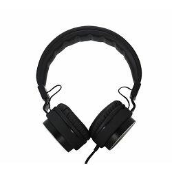 MS METIS C100 crne slušalice
