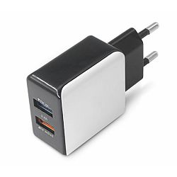 MS POWER Z115 dual USB zidni punjač