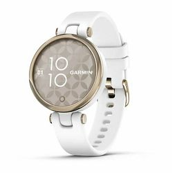 Garmin Lily Lily Sport Cream Gold White silikonski remen
