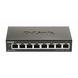 D-Link switch web upravljivi PoE, DGS-1100-08PV2