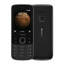 Mobitel Nokia 225 4G Dual SIM Black