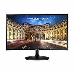 Monitor Samsung LC24F390FHRXEN VA Zakrivljeni VGA HDMI