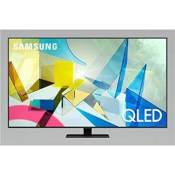 Televizor Samsung QLED TV QE55Q80TCTXXH, SMART