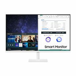 Monitor Samsung LS32AM501NUXEN UHD VA HDMI USB Zvučnici Bijela