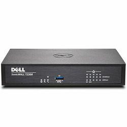 SONICWALL TZ300, (1GB RAM, 64MB FLASH), SMB Firewall, 5x1GbE, 1 USB, 1 Console, no service