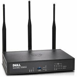 SONICWALL TZ300 WIRELESS-AC INTL, (1GB RAM, 64MB FLASH), SMB Firewall, WiFi 802.11a/b/g/n/ac, 5x1GbE, 1 USB, 1 Console, no service