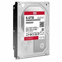 Tvrdi Disk HDD WD RED 6TB SATA 3 WD6002FFWX