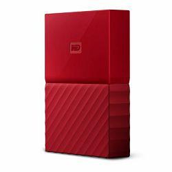 Vanjski Tvrdi Disk WD My Passport Red 4TB