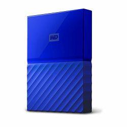 Vanjski Tvrdi Disk WD My Passport Blue 1TB