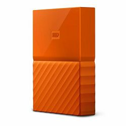 Vanjski Tvrdi Disk WD My Passport Orange 4TB