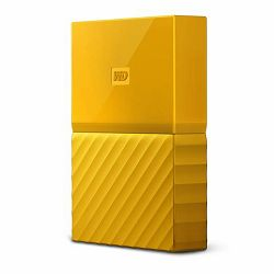 Vanjski Tvrdi Disk WD My Passport Yellow 3TB