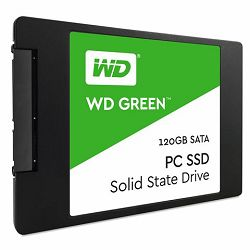 WD GREEN PC SSD 120 GB