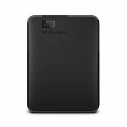 Vanjski Tvrdi Disk WD Elements™ Portable 1TB WDBUZG0010BBK-W