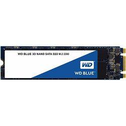 SSD WD 500GB Blue 3D NAND SATA M.2 2280