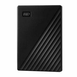 Vanjski Tvrdi Disk WD My Passport™ USB 3.2 Black 2TB