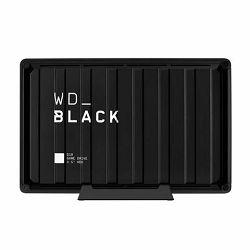 Vanjski Gaming Hard Disk WD_BLACK™ D10 8TB 3,5