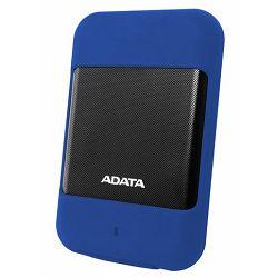 Vanjski tvrdi disk 1TB Durable HD700 Blue 2TB USB 3.0 ADATA