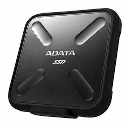 SSD EXT Adata Durable SD700 Black 512GB AD