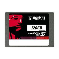 SSD disk Kingston 120GB, SSDNow V300 SATA 3, bulk