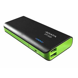 Mobilni punjač, Power Bank APT100 Black Adata