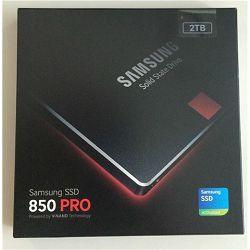 SSD SAM 2TB 850 Pro Series 2,5