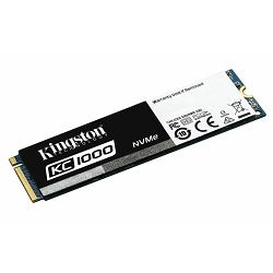 SSD Kingston 480GB KC1000 M.2 2280 NVMe