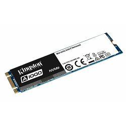 SSD Kingston 480GB A1000 M.2 2280 NVMe