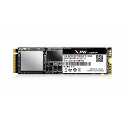 SSD Adata 512GB SX7000 PCIe M.2 2280 3D nand