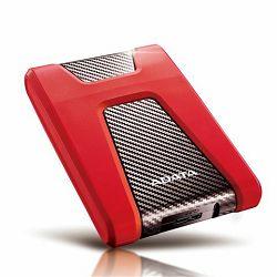 Vanjski tvrdi disk 1TB DashDrive HD650 Red, USB 3.1