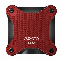 SSD EXT Adata 480GB ASD600Q Red AD