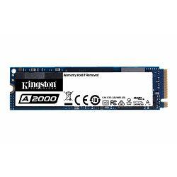 SSD 250GB KIN A2000 PCIe M.2 2280 NVMe