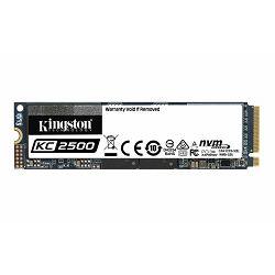 SSD 250GB KIN KC2500 PCIe M.2 2280 NVMe