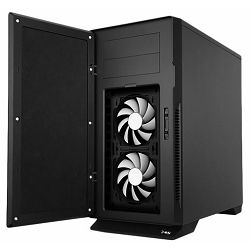Kućište MS BLACK WIDOW silent fans PRO ultra tiho