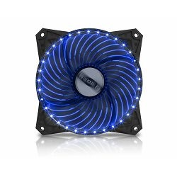 MS PC FREEZE 33LED plavi ventilator za kućište