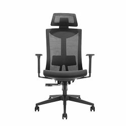 Gaming stolica UVI CHAIR FOCUS - BLACK