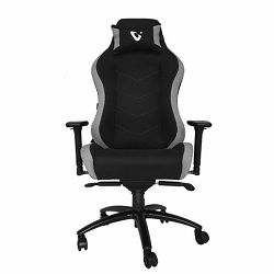 Gaming stolica UVI CHAIR ALPHA special fabric edition gray