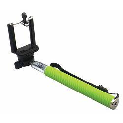 MS SELFIE zeleni selfie štap
