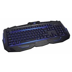 Gaming tipkovnica MS FLIPPER_2 gaming LED tipkovnica