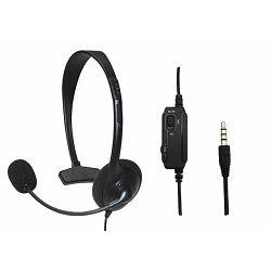 MS HS-OFFICE slušalice s mikrofonom