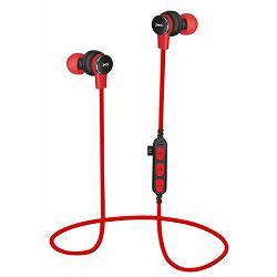 MS TRACK crvene in-ear slušalice