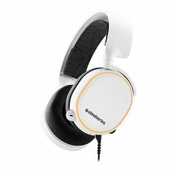 Slušalice SteelSeries Arctis 5 White (2019 Edition)