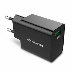 AXAGON ACU-QC zidni punjač x QC 3.0, 18W, crni