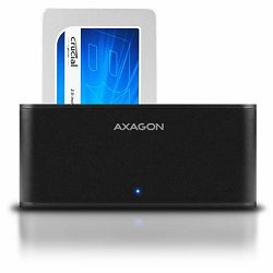 AXAGON ADSA-SMB USB3.0 - 1x SATA 6G HDD Dock Station
