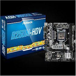 Matična ploča ASRock B250M-HDV