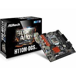 Matična ploča ASRock H110M-DGS R3.0