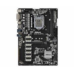 Matična ploča ASRock H110 PRO BTC+