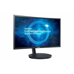 Monitor Samsung  LC24FG70FQUXEN Zakrivljeni Gaming 144Hz Pivo
